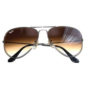 Women's Ray-Ban Large Metal Aviators